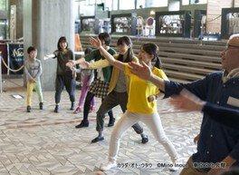 東京文化会館ミュージック・ワークショップ「カラダ・オト・ウタウ」