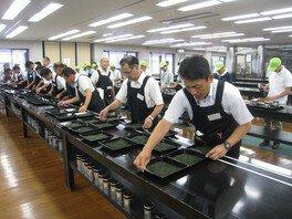 全国茶品評会審査会へ潜入!ツアー