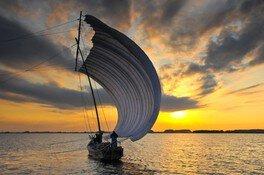 2019観光帆引き船(行方市)