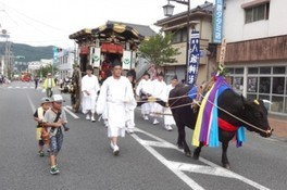 川辺祇園祭花火大会