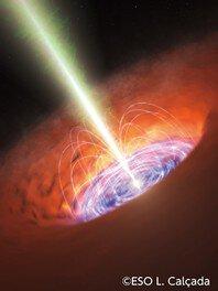 宗像ユリックスプラネタリウム おとな向け「ブラックホール」