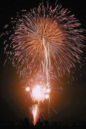 【2020年中止】小松島港まつり花火大会