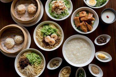 楽園台湾朝食 2021