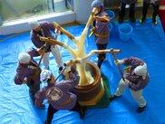 東山五人杵つき餅