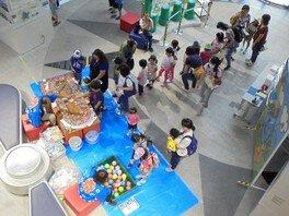 下水道科学館夏祭り