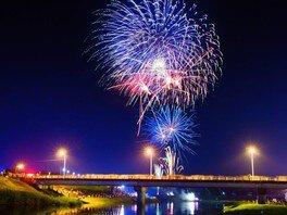 【2020年中止】植木温泉納涼花火大会