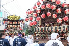 祇園祭・ふるさと茂木夏まつり