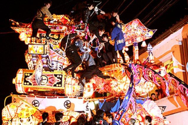 福野夜高祭<中止となりました>