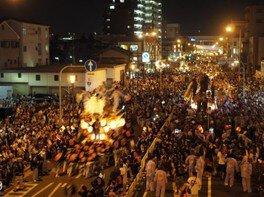 杭全神社 夏祭
