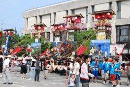 松波人形キリコ祭り<中止となりました>