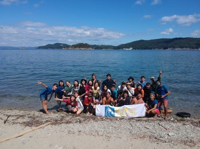 無人島プロジェクト 無人島ベーシックキャンプ