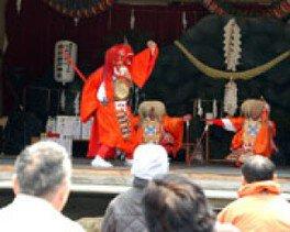 中江岩戸神楽定期公演(8月)