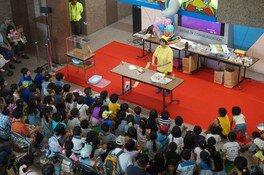 でんきの科学館 実験名人によるサイエンスショー(8月)