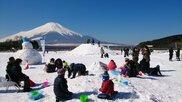 2019 山中湖富士山雪まつり