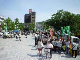 A・GA・RAマルシェ(6月)