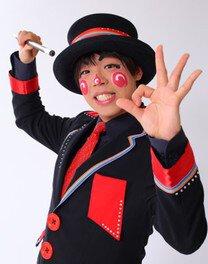 あそびの学校 技を学ぼう~魔法使いアキットのアッと驚くマジックショー~