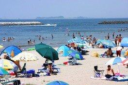 【海水浴】ココナッツビーチ伊良湖