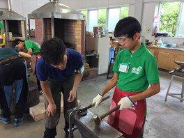 アウト・オブ・キッザニア「JRA競走馬を支える仕事体験 in栗東トレーニング・センター」