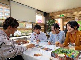 ボードゲームカフェ「ジーク」(大学生以上の部)