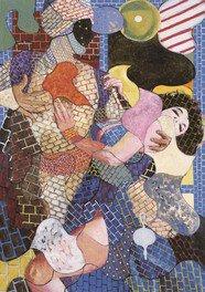 《愛のアラベスク》2012年 作家蔵