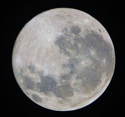 スターウォッチング「中秋の名月」