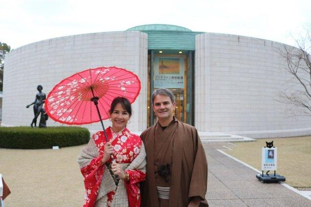 OSAKE~Shall we drink SAKE in Hiroshima?~(4月)