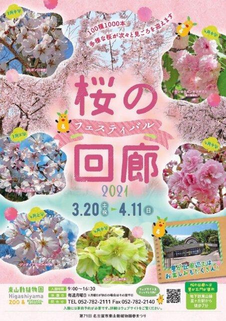 桜の回廊フェスティバル2021