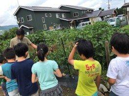 夏のジュニア自然体験合宿2018