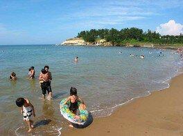 【海水浴】橋立海水浴場