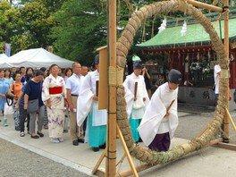 浅草神社夏詣