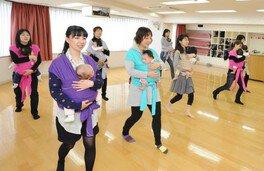 ベビーダンス講座(7月)