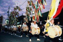 中津川夏祭り「おいでん祭」