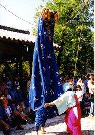 広川町・広八幡神社秋祭り