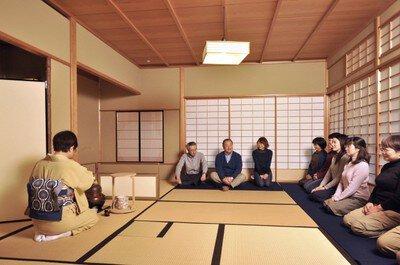 国営昭和記念公園 日本庭園「はじめてのお茶室」(8月)