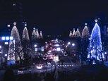 国立駅前大学通り商店会クリスマスイベント
