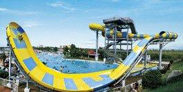 【プール】千葉県最大級のプール 蓮沼ウォーターガーデン