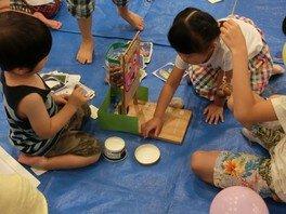 第12回みらい子育てネット静岡市ワークショップ「あそびのひろば」
