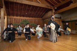 京都 千年の心得 金剛流特別企画 幽玄な舞台芸術 能楽体験(6月)