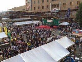 第49回吹田まつり共催イベント「さんくす 夏のミュージックフェスティバル」