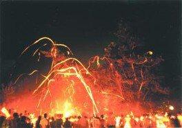 火ふり祭<中止となりました>