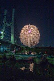 【2020年開催なし】第5回鹿島市民納涼花火大会