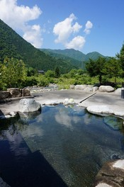 奥飛騨温泉郷露天風呂の日