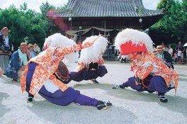 笹踊り・七福神おどり