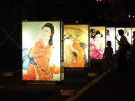 雷門盆踊り~夢灯篭~