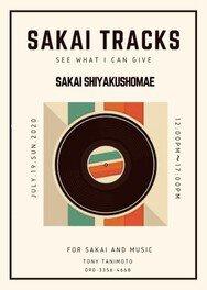 SAKAI TRACKS
