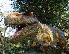 わくわく恐竜王国ディノランド 肉食恐竜の世界