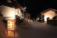 冬のツーリズム「尾上農家蔵物語」