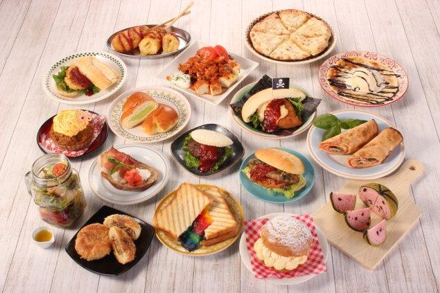 リトルワールド「世界のパン祭り」