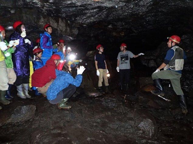 富士山森の動物と洞くつアドベンチャー(4月)<中止となりました>