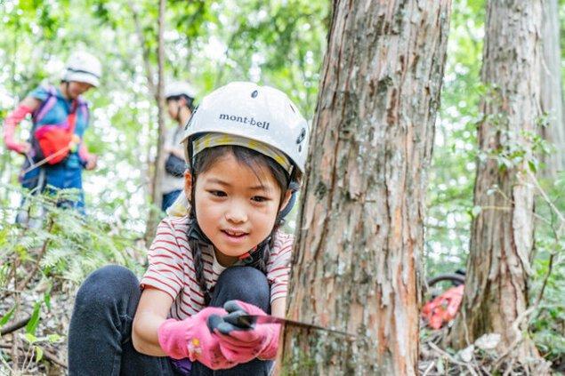 6歳になったら机を作ろう!木こり&机作り体験in東京・檜原村(5月)<中止となりました>